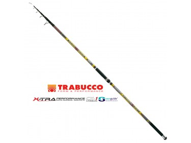 Καλάμι Trabucco NIGHTWISH TEKNO SURF 4.20m/200gr