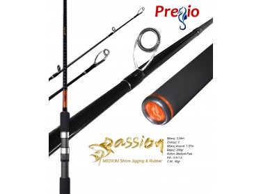Καλάμι Pregio Passion Medium Shore Jigging & Rubber